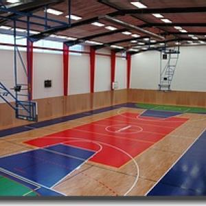 Sportcentrum TJ Turnov - hala, autor: TJ Turnov