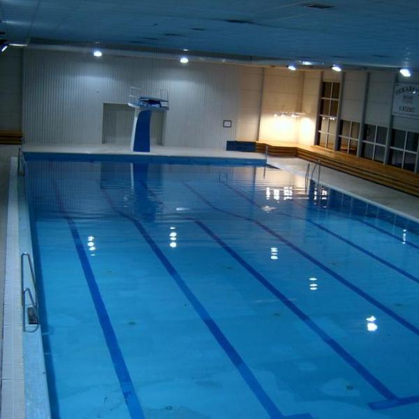 Plavecký bazén Mělník, autor: Archiv: Bazén Mělník