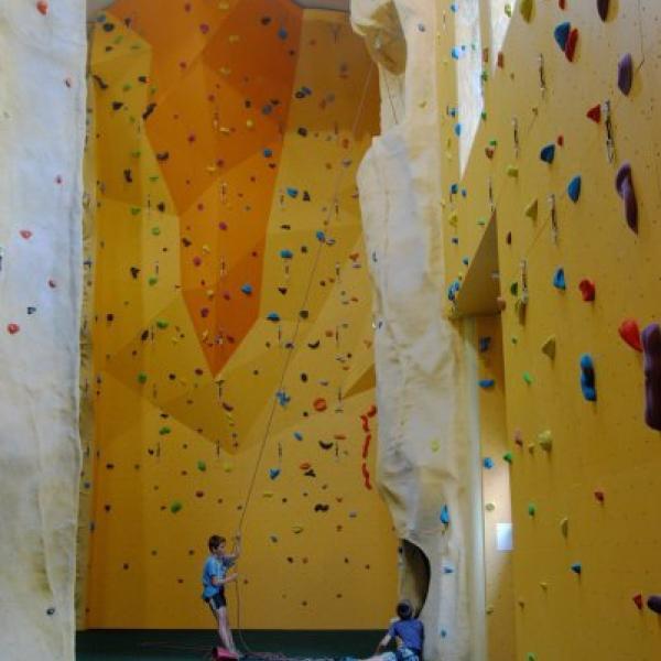 Horolezecké centrum Šutr, autor: Horolezecké centrum Šutr