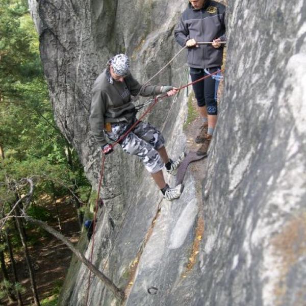 Horolezectví - Outdoor School, autor: Outdoor School
