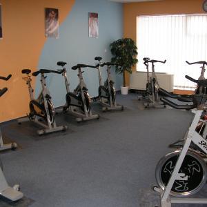 Sportcentrum TJ Turnov - spinning, autor: TJ Turnov
