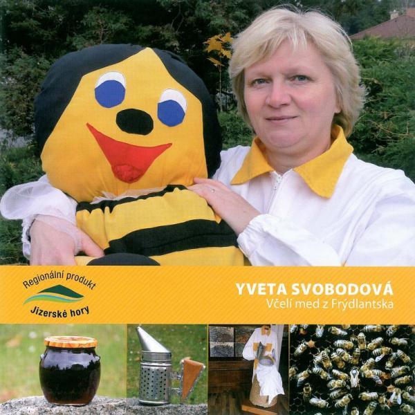 Yveta Svobodová, autor: Yveta Svobodová
