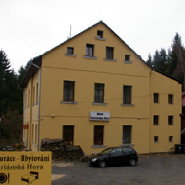 Hotel Mariánská hora, author: Jiří Papoušek