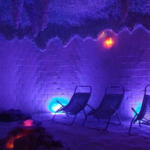 Solno-jodová jeskyně, autor: archiv Centrum Babylon
