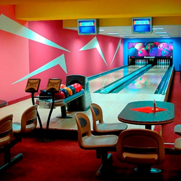 Bowling Hotel Fit Fun, autor: archiv Bowling Hotel Fit Fun