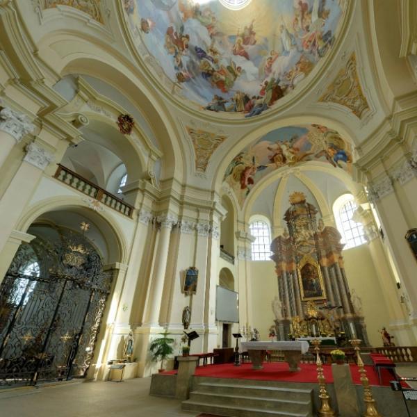 Hejnice   Bazilika Navštívení Panny Marie