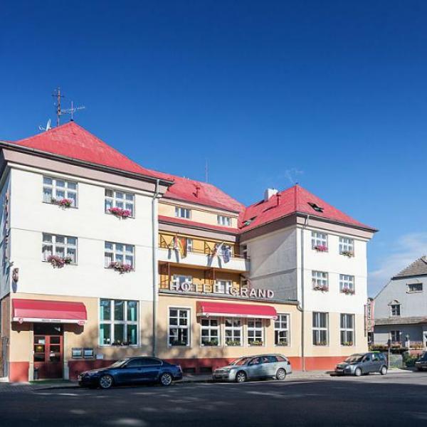 Hotel Grand***, Doksy, autor: PRANENSYS, s.r.o.