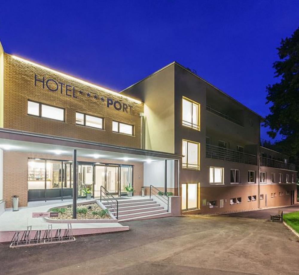 Hotel Port, autor: Archiv hotelu Port