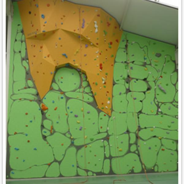 Lezecká stěna - Sportovně-rekreační areál Ráj Srbsko