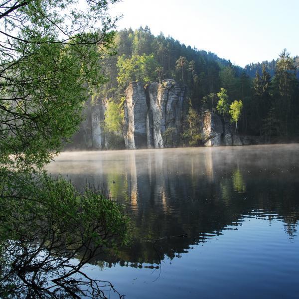 Věžický rybník 2