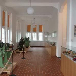 Muzeum výroby hraček, autor: archiv Detoa Albrechtice