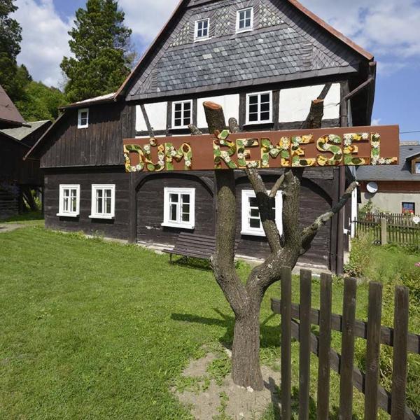 Dům řemesel v Kryštofově Údolí, autor: Milan Drahoňovský