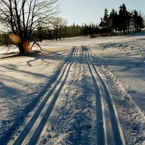 Běžecké tratě v okolí Polevska, autor: Ski Polevsko
