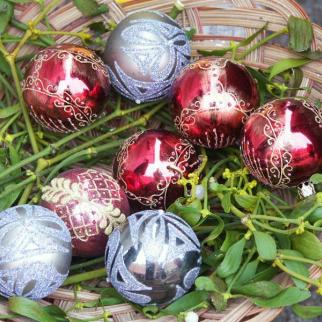 Vánoce, autor: Eva Hornová