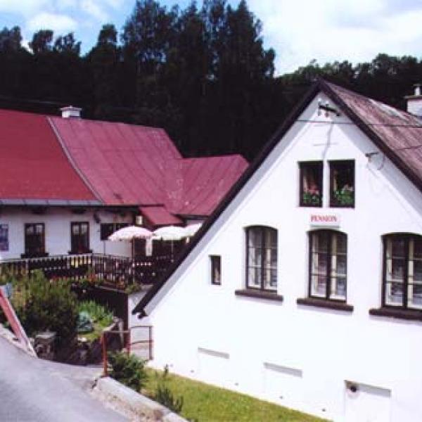 Penzion Pod Studenovem, autor: Miroslav Semecký