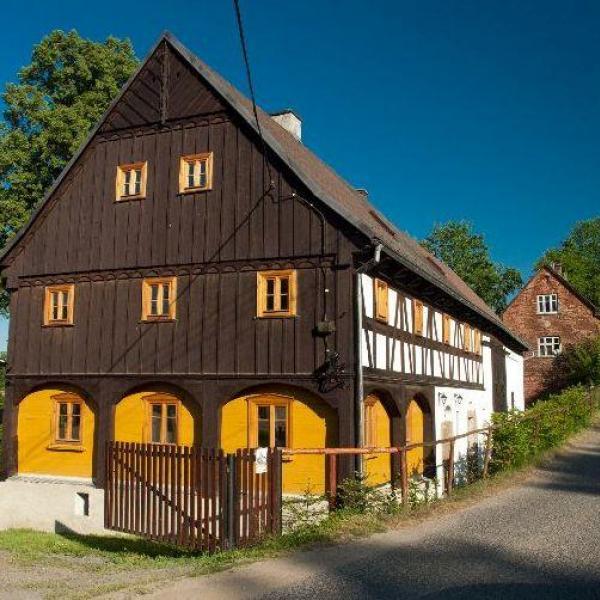 Muzeum v podstávkovém domě, autor: František Mrva