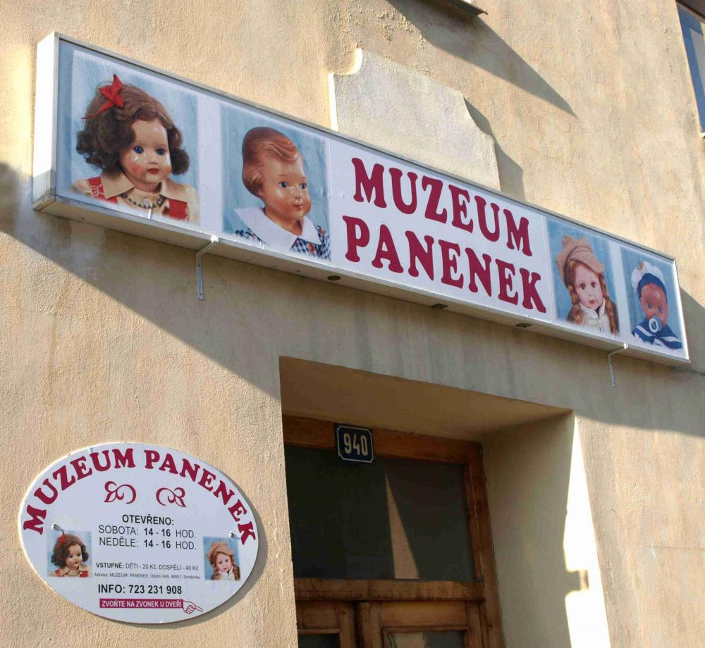 Muzeum panenek ve Smržovce, autor: Renata van Vleet
