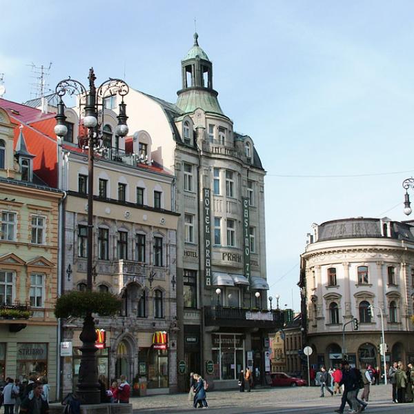 Hotel Praha, autor: © HOTEL PRAHA - Liberec
