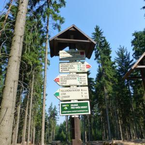 Turistické rozcestníky