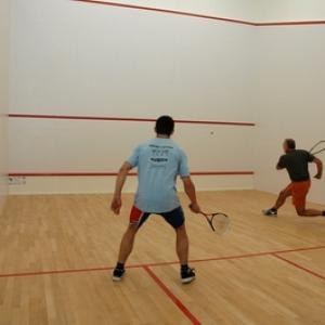 Squash - Sportcentrum TJ Turnov, autor: TJ Turnov