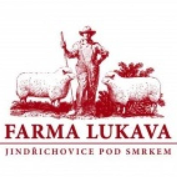 Rodinná farma Lukava – logo, autor: archiv Farma Lukava