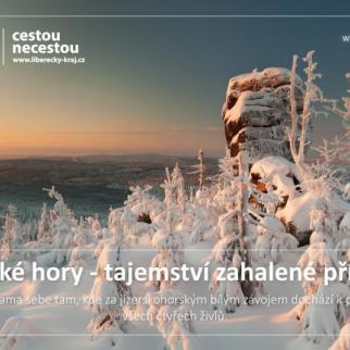 E-pohlednice - Jizerské hory, autor: www.liberecky-kraj.cz