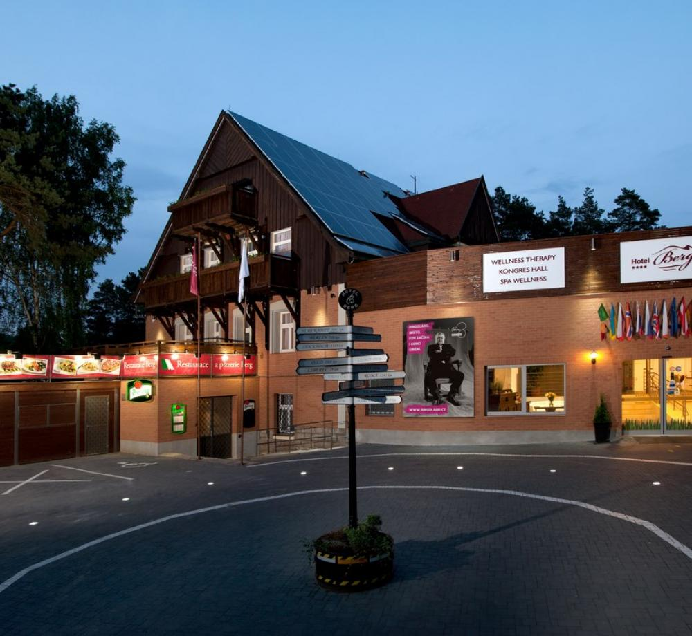 Hotel Berg, autor: Archiv hotelu Berg