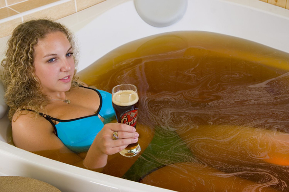 Beer Spa - Novosad Mini Brewery - Relaxation, wellness - Giant ...