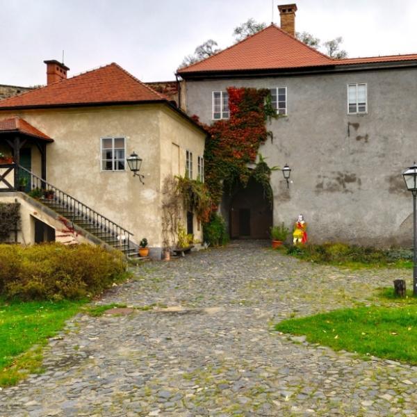 Česká Lípa   Vodní hrad Lipý