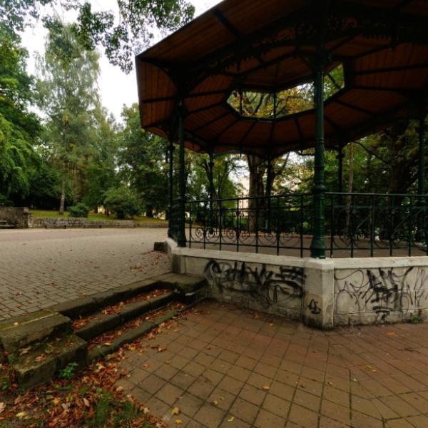 Česká Lípa   Městský park