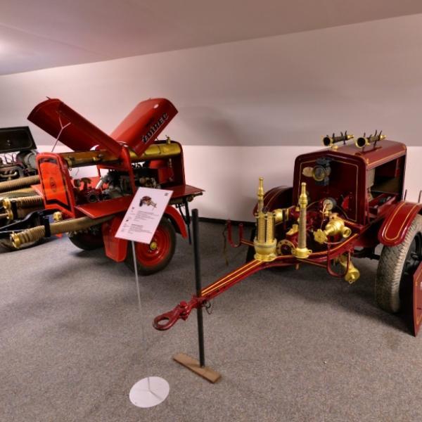 Chrastava   Muzeum hasičské techniky
