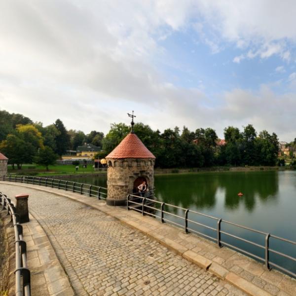 Liberec   Přehrada