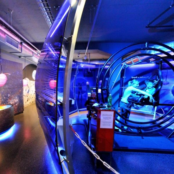 iQLANDIA Liberec Science centrum