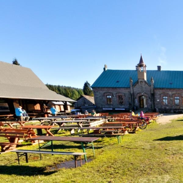 Turistická chata Orle