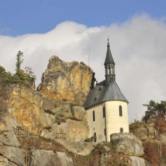 Zřícenina hradu Vranov, autor: Milan Drahoňovský