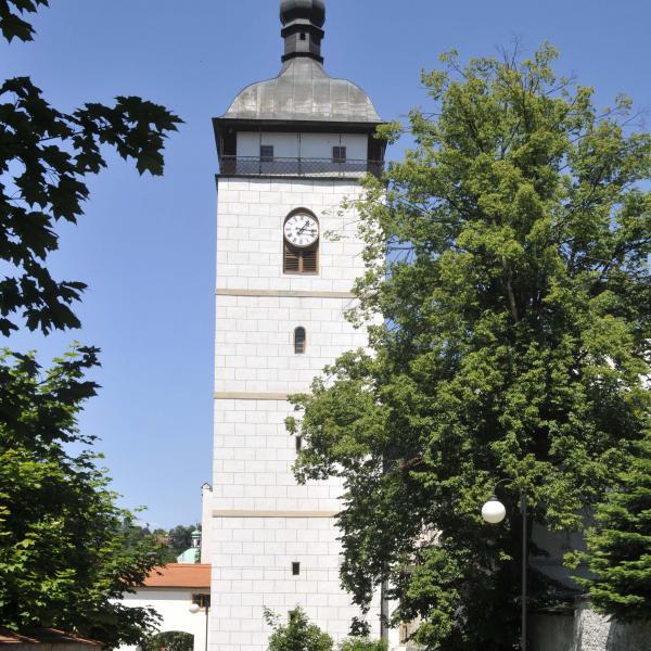 Kostel sv. Jakuba Většího, autor: Milan Drahoňovský