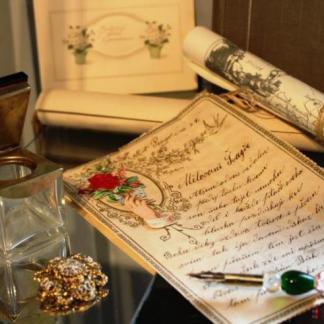Minimuzeum papírové krásy, autor: Hanka Čubrdová