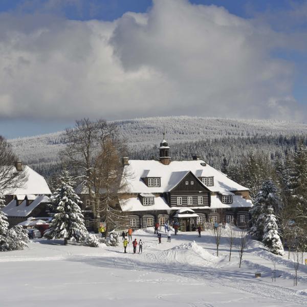 Šámalova chata, autor: Milan Drahoňovský
