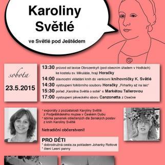 Festival Karoliny Světlé, autor: STOPY V KRAJINĚ o.s.