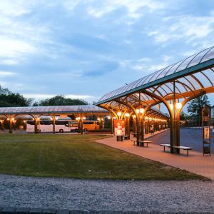 autobusové nádraží, autor: statutární město Liberec