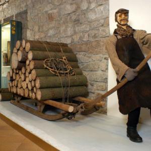 Krkonošské muzeum - expozice Šindelka, author: KRNAP