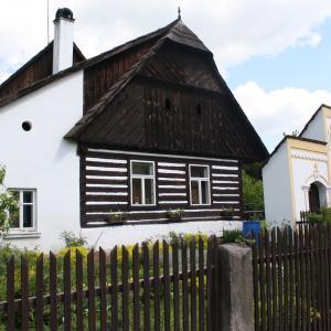 Bičíkův statek, Příšovice, autor: Archiv KÚ Libereckého kraje