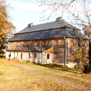 Kittelův dům, Krásná, autor: Archiv KÚ Libereckého kraje