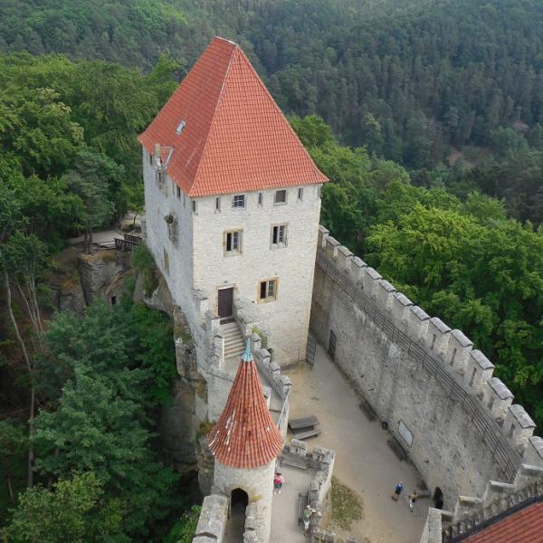 hrad Kokořín, autor: Ing. Lenka Pešková