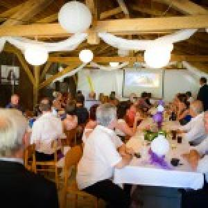 Ubytování a pořádání společenských akcí - svatby, školení, relaxační pobyty apod.