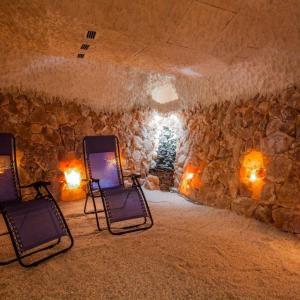 Solná jeskyně, autor: Sportovní centrum Jilemnice
