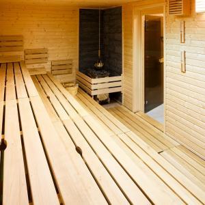 Sauna, autor: Sportovní centrum Jilemnice