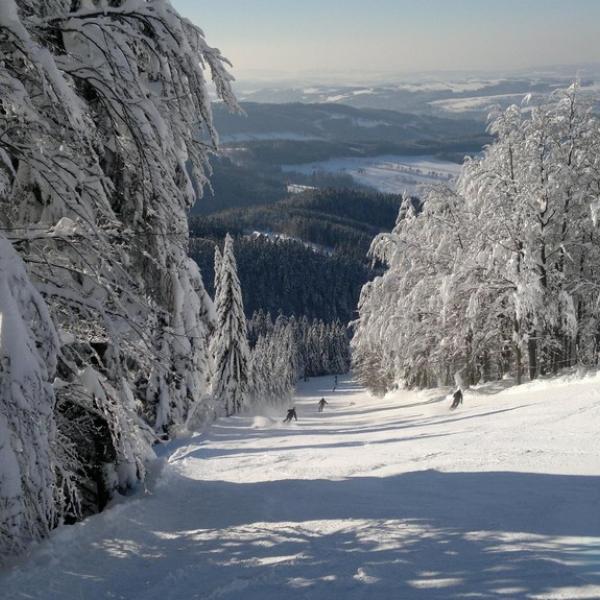 Ski areál Horní Domky, autor: © Skiareál Rokytnice nad Jizerou