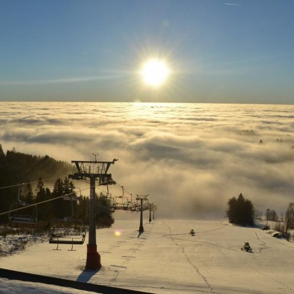 Ski areál Benecko, autor: Beata Omrtová, Sitour