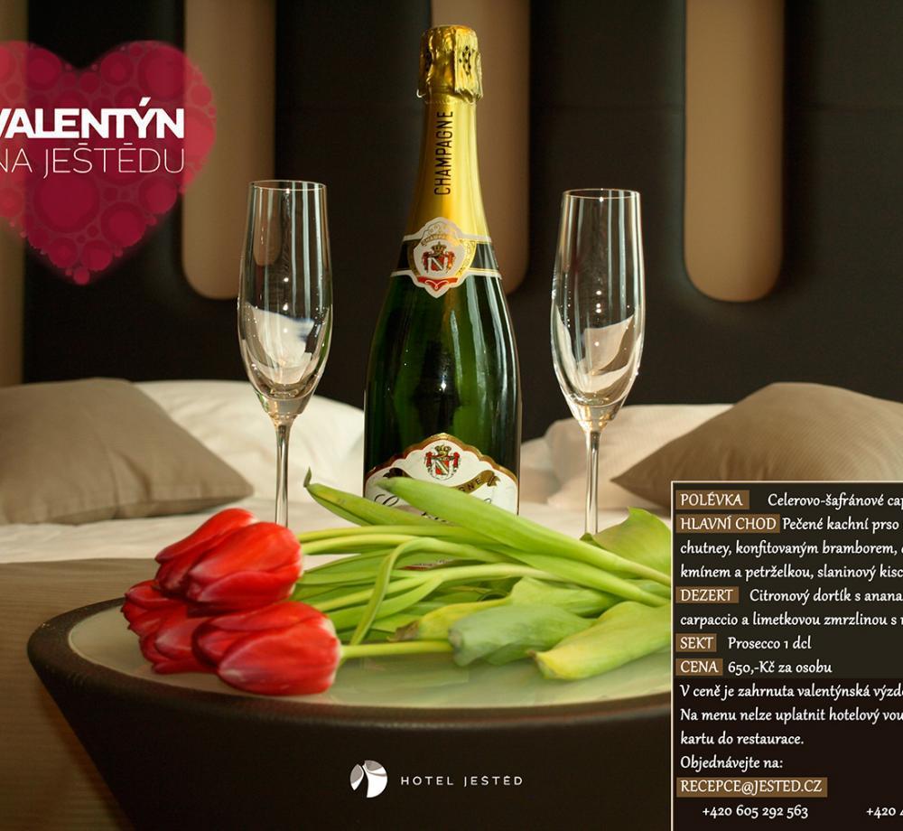 Valentýn, autor: Hotel Ještěd